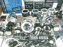 Установка и продажа Линз, Ксенона,LED ламп