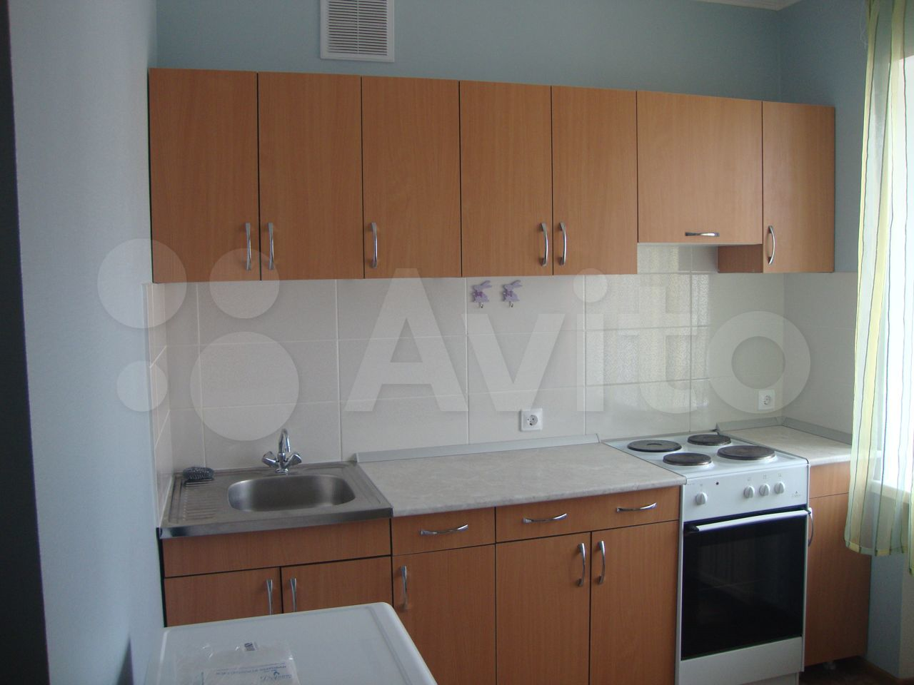 1-room apartment, 35 m2, 4/5 floor.  89644752198 buy 4