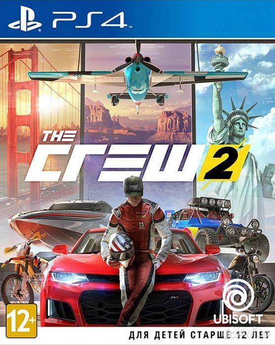 The Crew 2 (PS4) Продажа, Обмен