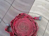 Шланг пожарный новый