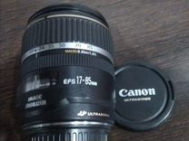 Объектив Canon EFS 17-85