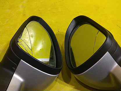 Корпус Зеркало Opel Insignia Инсигния Правое