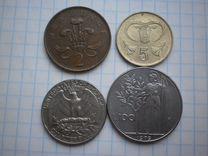 Монеты зарубежных стран в ижевске,иностраные монет