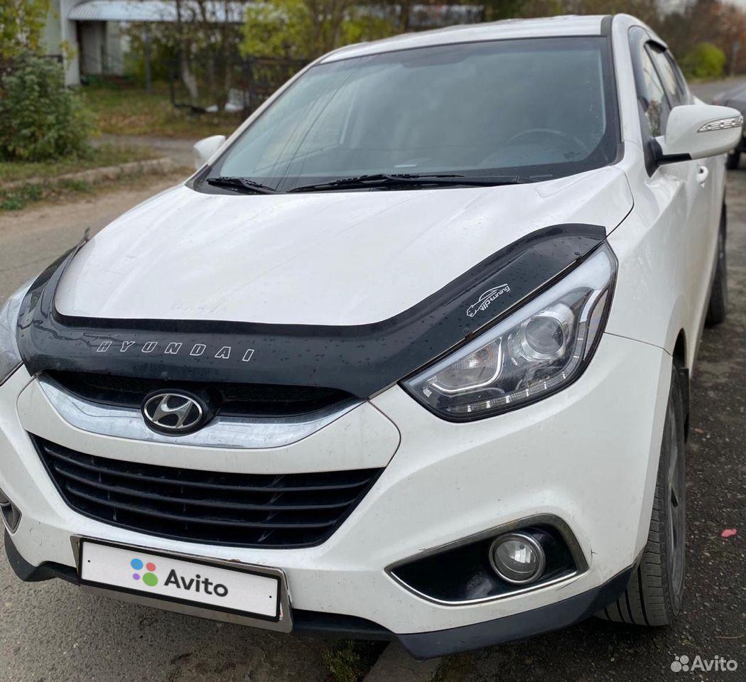 Hyundai ix35, 2014  89343431904 купить 1