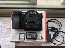 Sony a6000 kit на гарантии