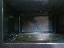 Микроволновка SAMSUNG ce2718nr с грилем
