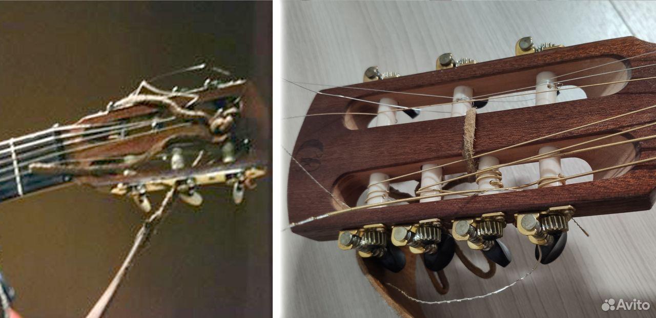 Гитара Высоцкий 7-струнная  89025647878 купить 4