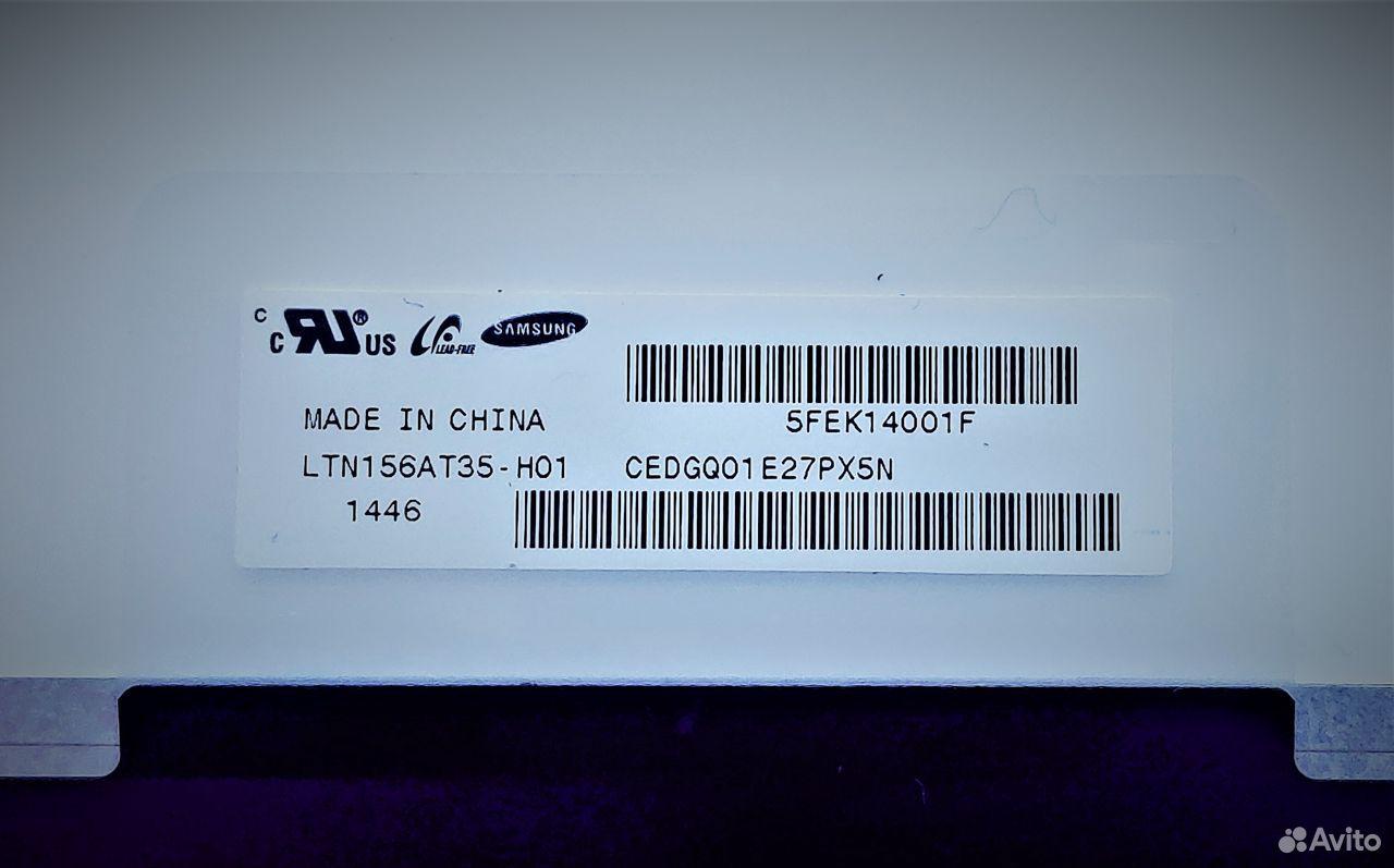 Матрица ноутбука 15.6 LTN156AR33-001 40PIN  89538085333 купить 1