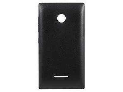 Крышка задняя ааа microsoft 435 Lumia черный