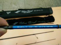 Спиннинг ультралайт Favorite blue bird Compact 634