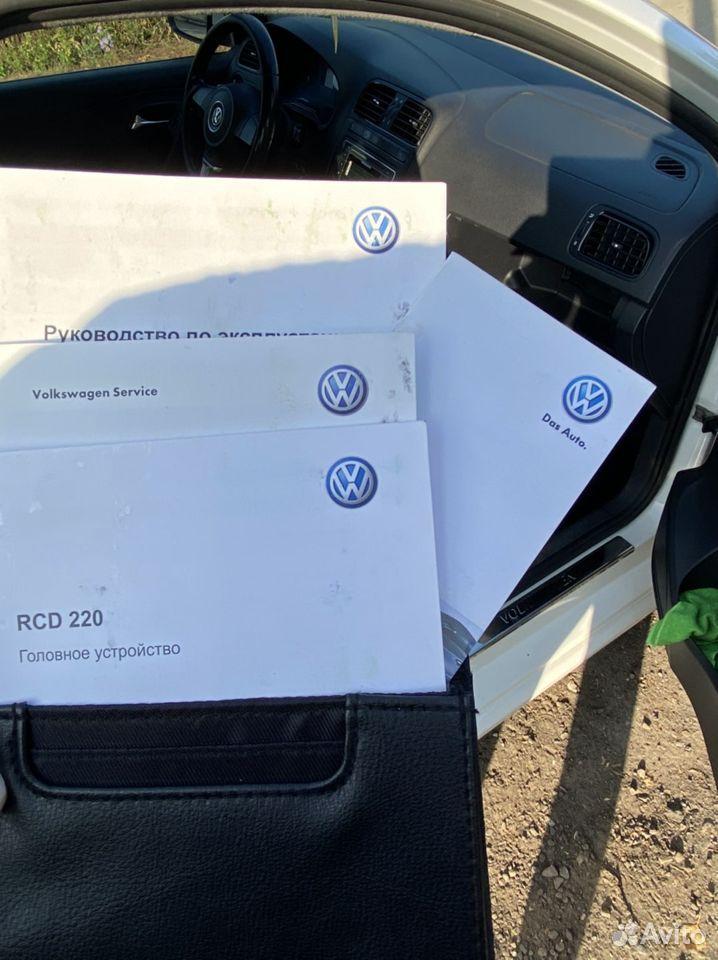 Volkswagen Polo, 2013  89656385813 купить 8