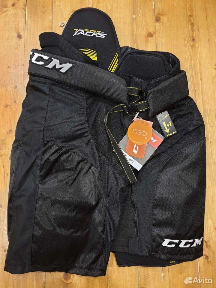 89036020550  Хоккейные трусы- гирдлы CCM supertacks, р. М