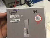 Leef ibridge 3 64gb новая
