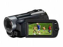 Видеокамера Canon legria HF R106 E новая