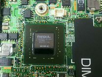 Материнская плата Dell xps m1330 с процессором