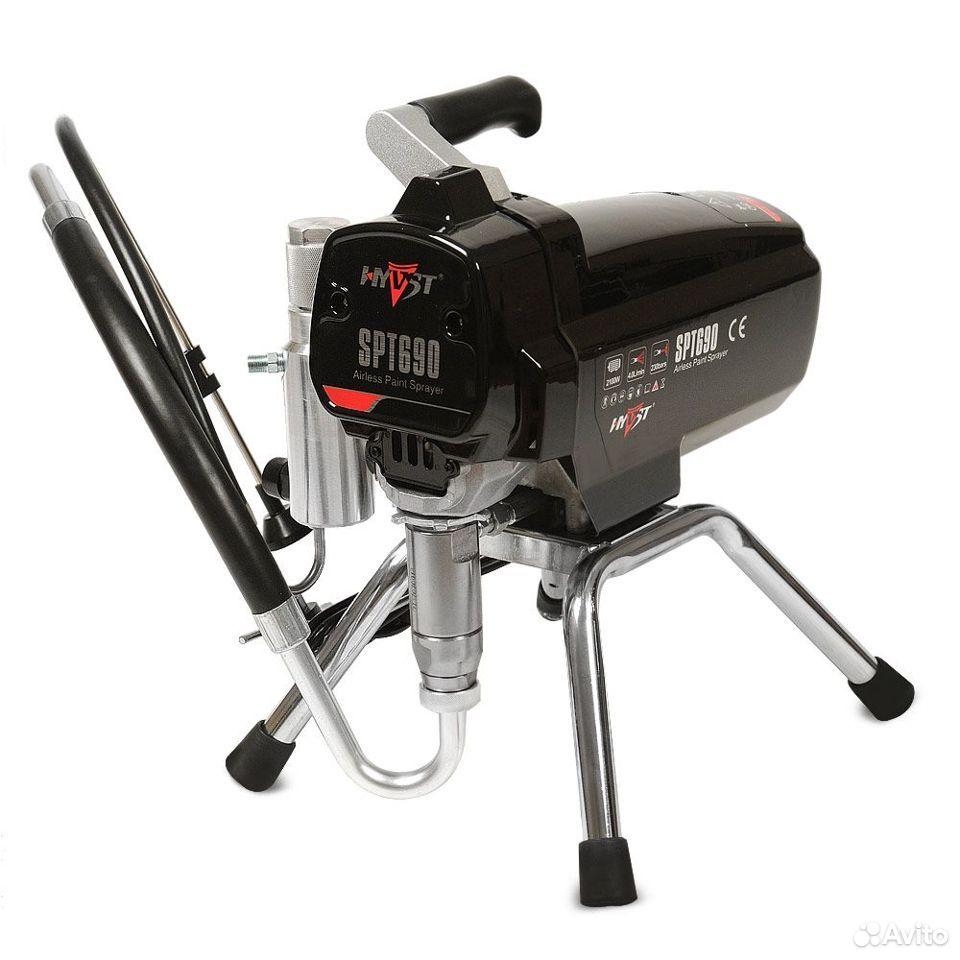 Окрасочный аппарат hyvst SPT 690  89022856900 купить 1