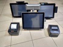 Принтеры чеков Sam4s, Rongta, Sewoo, Posiflex