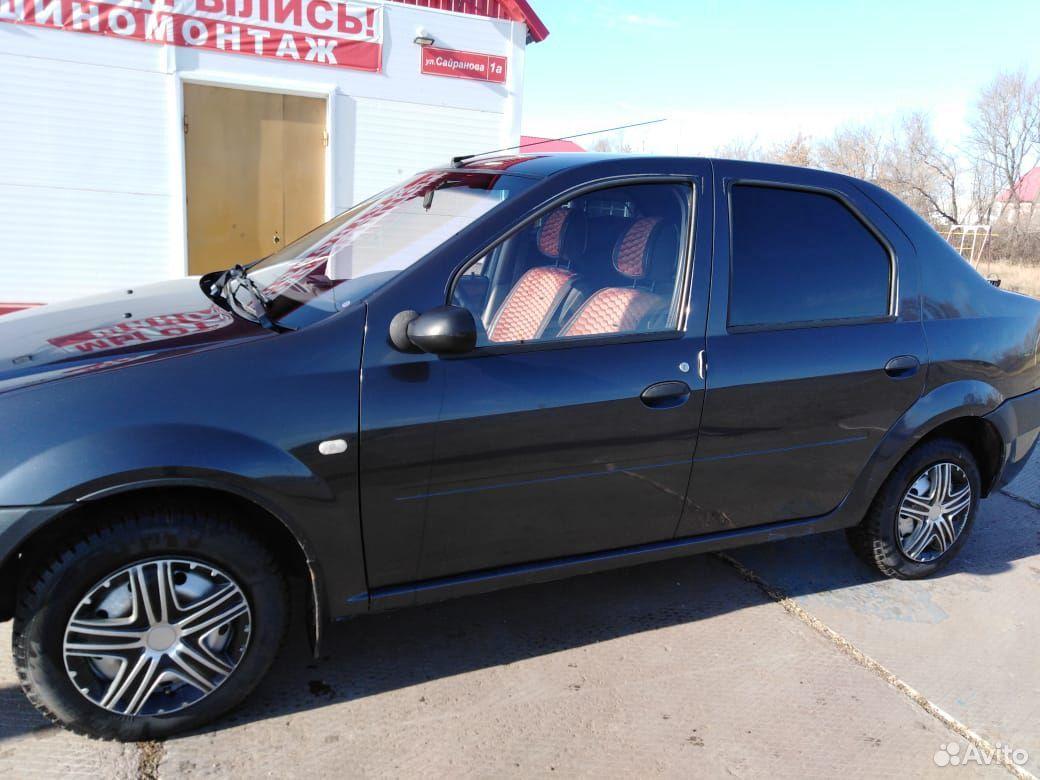 Renault Logan, 2007  89656612799 köp 2