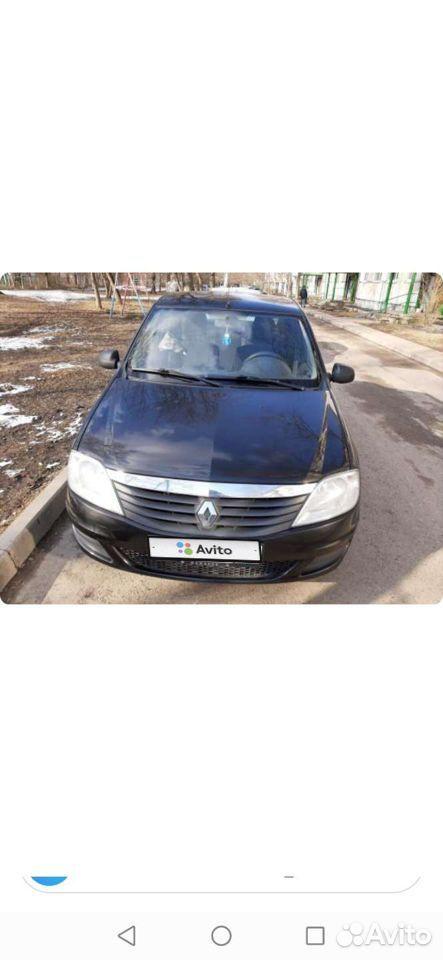 Renault Logan, 2011  89062975512 купить 3