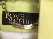 Плащ Love Republic