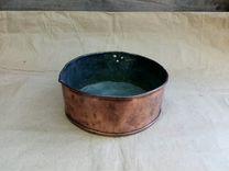 19 век Посуда Медь