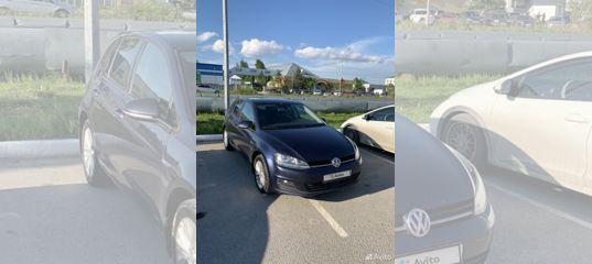 Volkswagen Golf, 2014 купить в Ханты-Мансийском АО   Автомобили   Авито