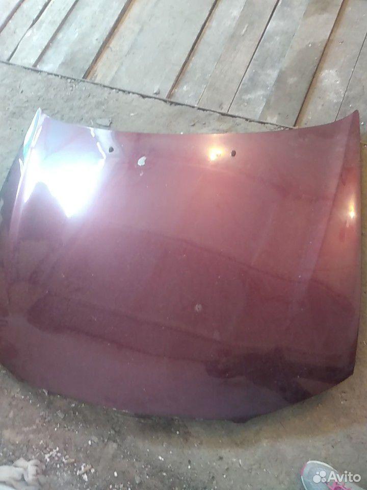 Капот Nissan bluebird sylphy  89086421066 купить 1