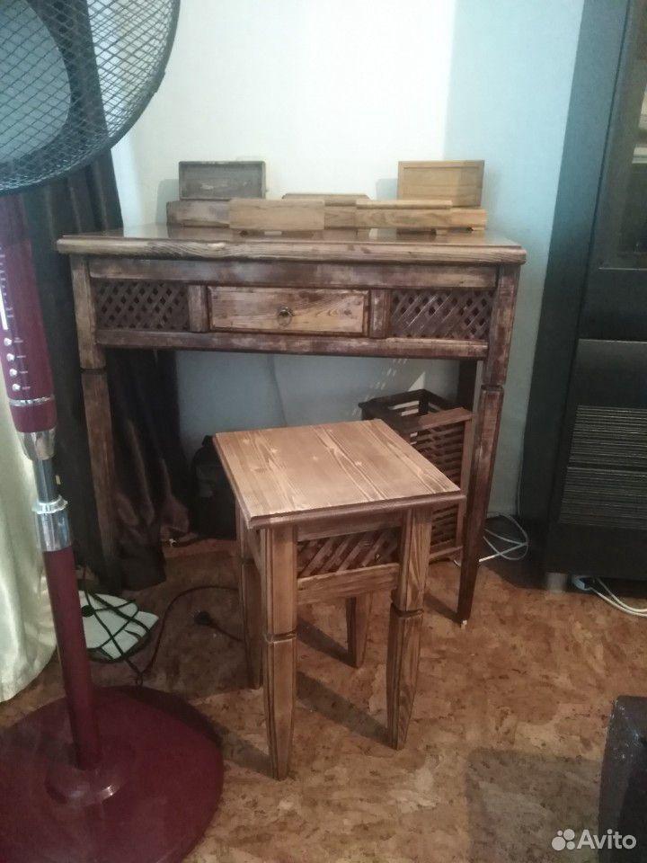 Туалетный столик +стульчик  89658894174 купить 4