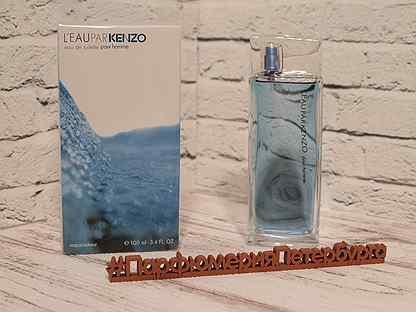 Туалетная вода Kenzo Leau par pour Homme