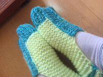Тапочки ручной работы — Одежда, обувь, аксессуары в Геленджике