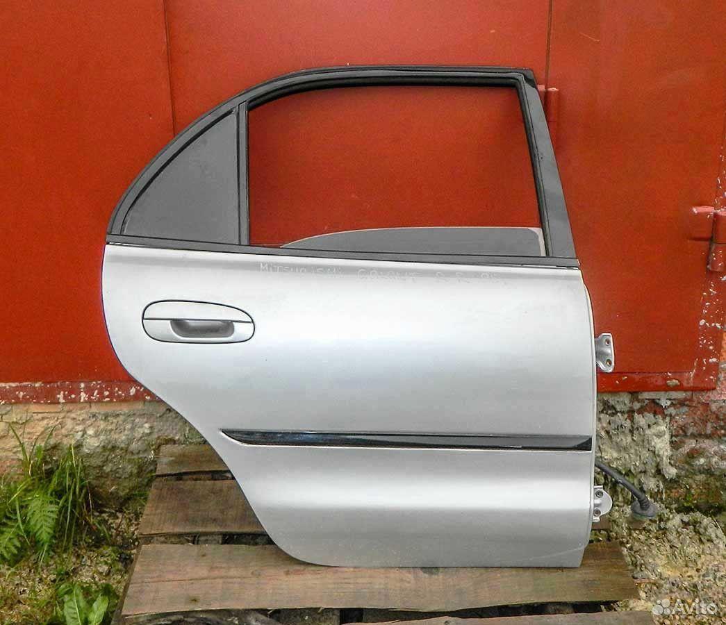 Дверь задняя правая Mitsubishi Galant 7  89208994545 купить 1