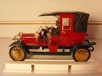 Safir 'Renault Taxi Unic' 1908г. 'редкий экземпляр