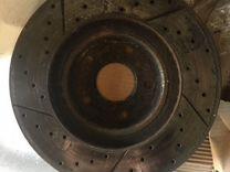 Тормозные диски на Субару