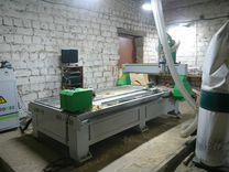Фрезерный станок с чпу с токарной осью Woodtec