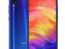 Xiaomi Redmi Note 7 (Синий) 3+32гб Гарантия год