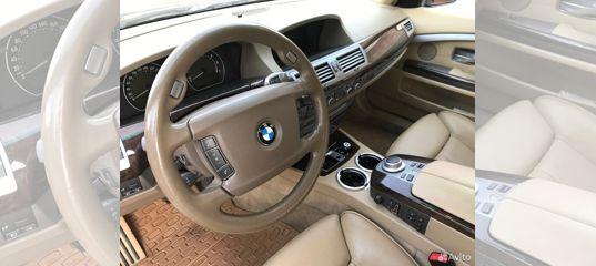 BMW 7 серия 2005 купить в Карачаево Черкесии на Avito — ОбъявРения