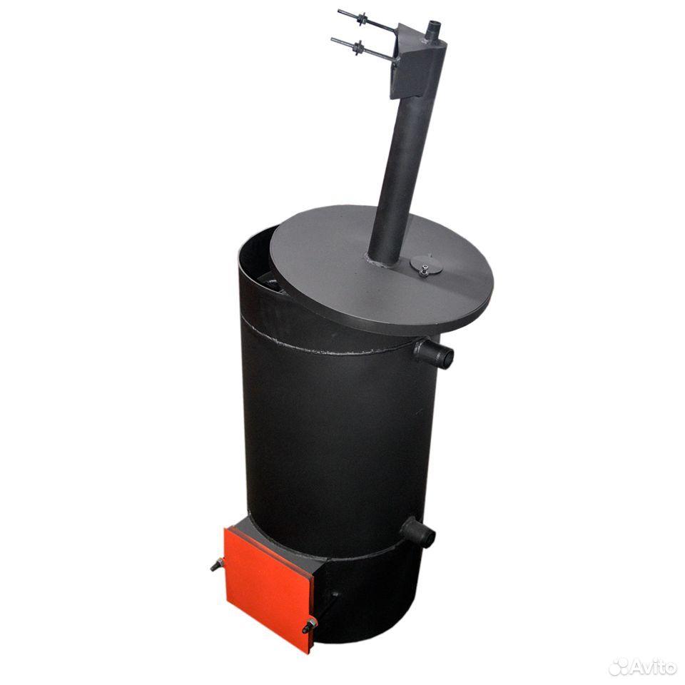 Полуавтоматический жидкотопливный котел отопления  89045812153 купить 2