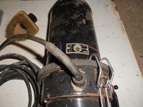 Электрический пылесос эп-1 на 127 Вольт (СССР)