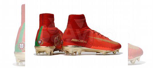 d3bf778f Профессиональные бутсы Nike Mercurial CR7 купить в Москве на Avito — Объявления  на сайте Авито