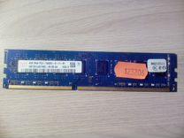 Оперативная память DDR3 Hynix 4Gb