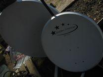 Спутниковые тарелки