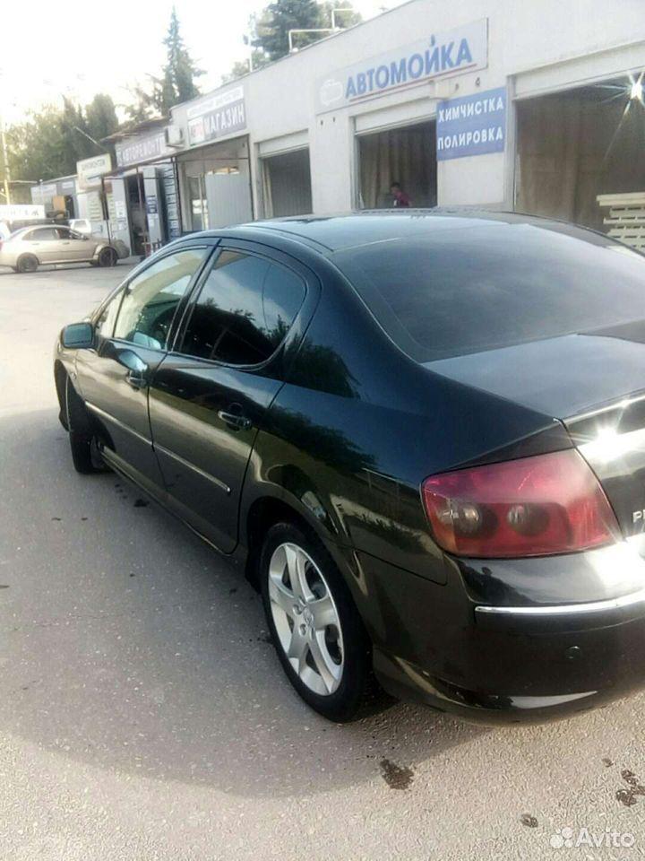 Peugeot 407, 2004  89186453203 купить 1